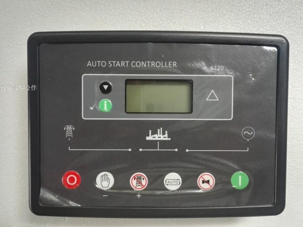 LCD controller 6120U AMF diesel generating set controller terminal box все цены