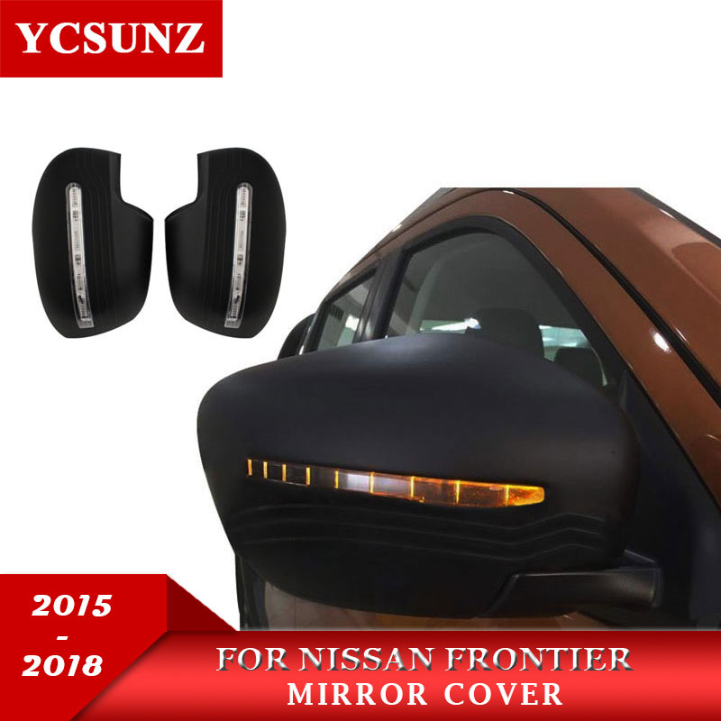 Mirror Cover For Nissan Frontier 2019 Door Mirror Cover for Nissan Navara NP300 2015 2019 Indictor