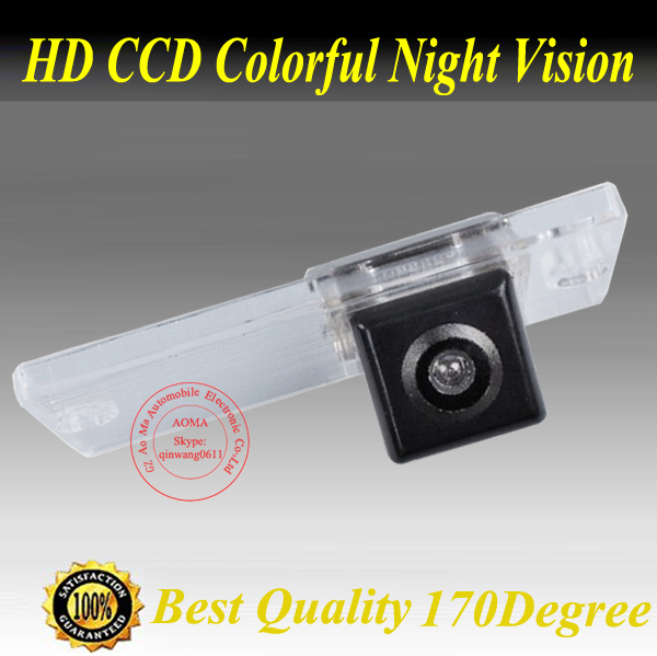 SONY CCD HD night vision Car Rear View camera <font><b>for</b></font> <font><b>KIA</b></font> SPORTAGE Backup parking aid rear <font><b>monitor</b></font> rearview system reversing camera