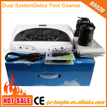 Health care detox ion cleanse for foot bath