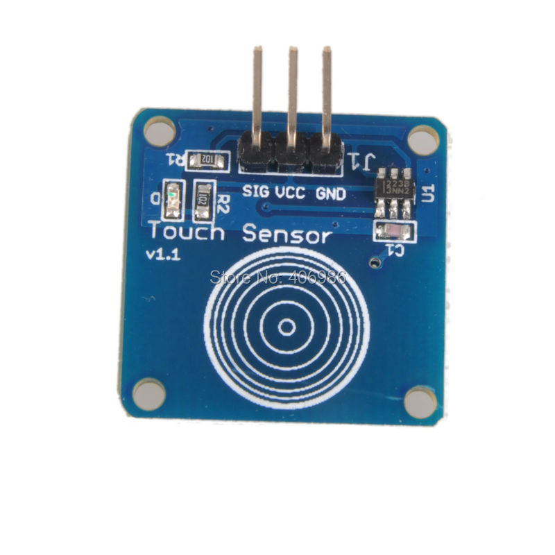 TTP223B Digital Touch font b Sensor b font Capacitive Touch Switch Module for font b Arduino