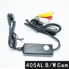 HQCAM 405AL B/W camera Sony 1/3″ CCD 480TVL Black and white image For Analog Camera mini camera Mini Bullet Square Surveillance