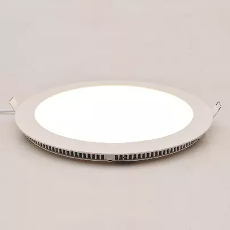 Ulter tenký LED světlý panel s kulatým závěsem 3W 4W 6W 9W 12W 15W 18W 24W LED spot lampa LED svítilna Kuchyňské světlo AC85-265V Doprava zdarma
