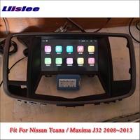 Liislee Car Android Multimedia For Nissan Teana J32 Maxima 2008 2013 Radio Stereo GPS Map Navi