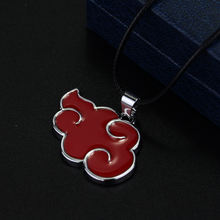Naruto Red Cloud Pendant