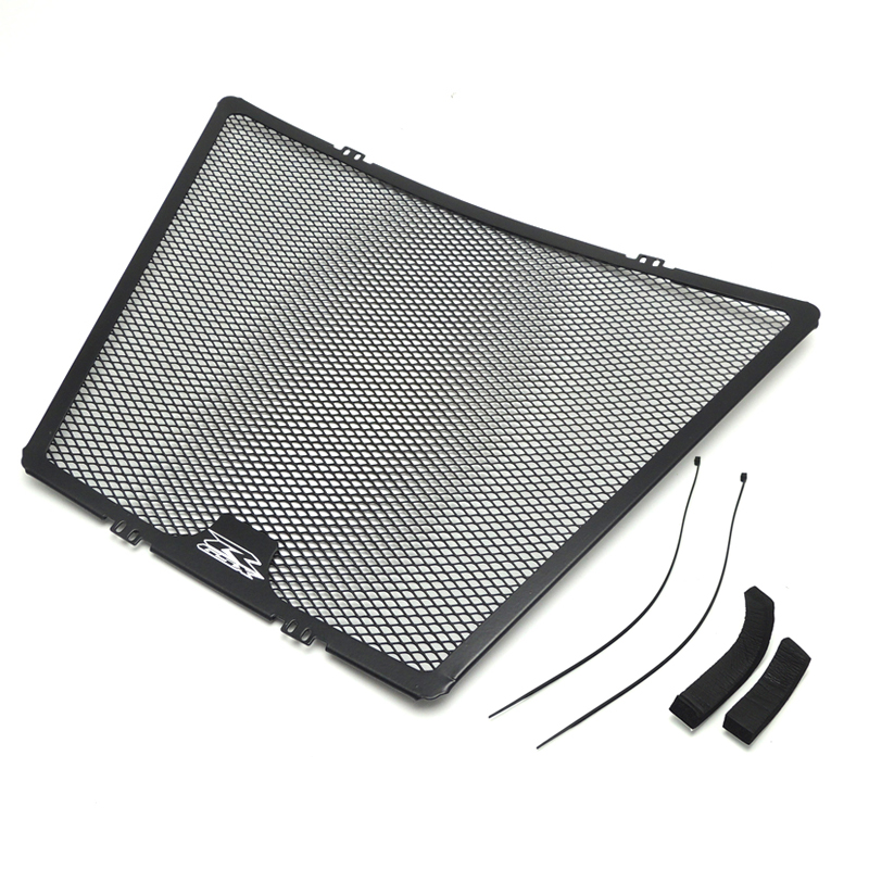 Aluminum Radiator Guard Cover Grille for Suzuki GSX-R1000 GSXR 1000 2009 2010 2011 2012 2013 2014 2015 2016 Oil Cooler Protector motorcycle fairings for suzuki gsxr gsx r 1000 gsxr1000 gsx r1000 2009 2010 2011 2012 2013 2014 k9 abs plastic injection fairing