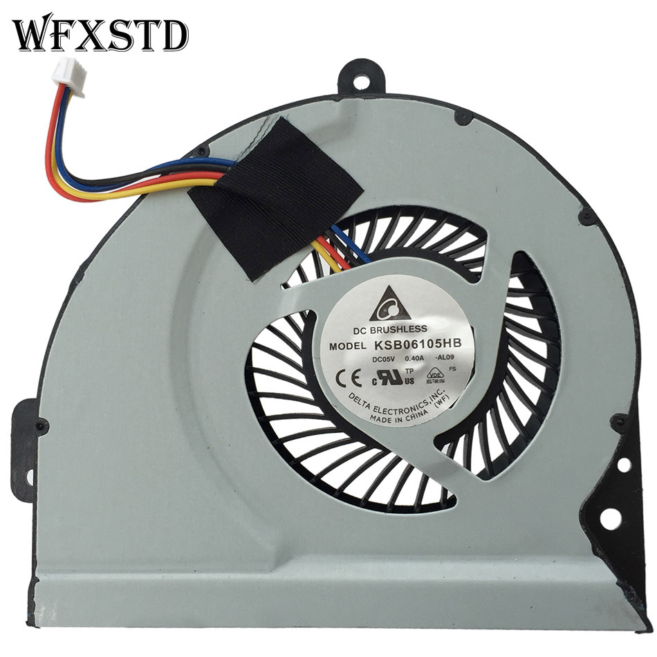 New Original Cooling Fan For ASUS A43 X53S A43S K53S A53S K53SJ X43S X44H K43 X54H X230 Cooler Radiator Cooling Fan qqv6 aluminum alloy 11 blade cooling fan for graphics card silver 12cm
