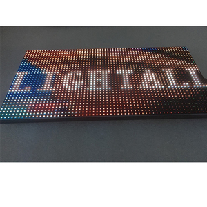 Image 5 - P4 מקורה צבע מלא led תצוגת לוח, 64*32 פיקסל, 256mm * 128mm גודל, 1/16 סריקה, smd 3 ב 1,4mm rgb לוח, p4 led מודול