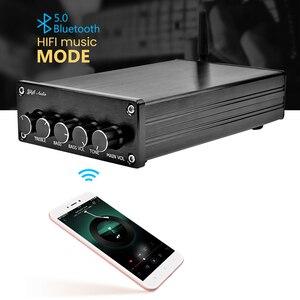 Image 1 - AIYIMA ミニ Amplificador Bluetooth 5.0 出力サブウーファーアンプ 2.1 TPA3116 クラス D デジタルハイファイ発熱オーディオホームアンプ