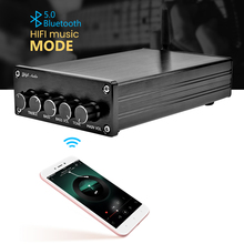 AIYIMA Mini Amplificador Bluetooth 5,0 Power Subwoofer Verstärker 2,1 TPA3116 Klasse D Digital Hifi Fieber Audio Hause Verstärker
