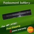 Jigu 8 clles bateria do portátil para hp hp probook 4730 s 633734-421 633807-001 hstnn-ib2s 4icr19/66-2 pr08