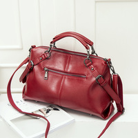 Ladies handbag fashion crocodile pattern Korean version of the purse women bag