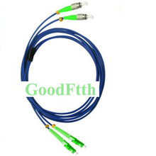 Armoured armored Patch Cord FC-LC APC FC/APC-LC/APC SM Duplex GoodFtth 100-500m