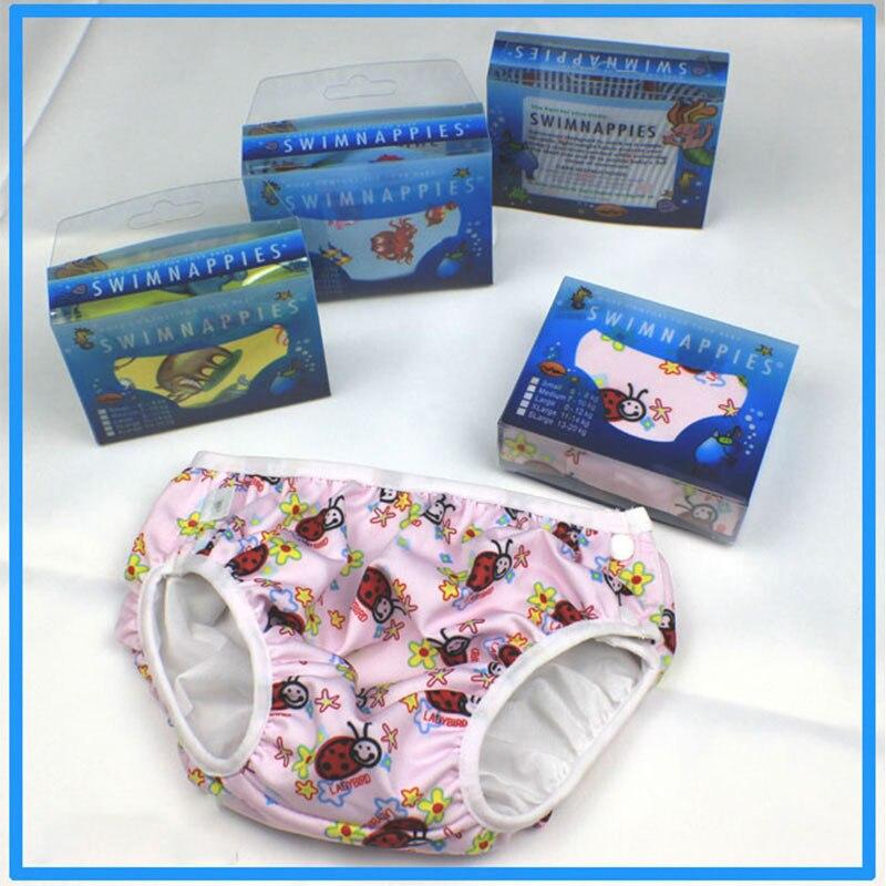 Купить подгузник для малышей купальник водонепроницаемые подгузники