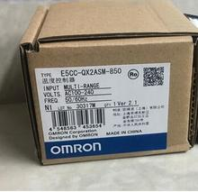 FREE SHIPPING 100% New and original E5CC-QX2ASM-850 Sensor e5cc qx2asm 800 omron 100% new and original ac100 240 digital controller temperature controller