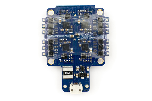 HOBBYMATE Cicada AIO F4 Flight Controller W/30x4 BLHeli_S DSHOT ESC OSD PDB w/BEC Current sensor สำหรับ FPV Racing Drone Quadc-ใน ชิ้นส่วนและอุปกรณ์เสริม จาก ของเล่นและงานอดิเรก บน   2
