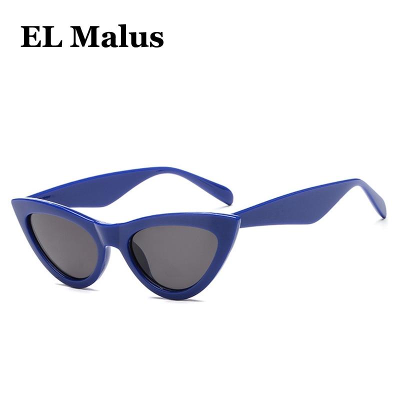 Back To Search Resultsapparel Accessories el Malus Women's Sunglasses 2018 New Cat Eye Frame Reflective Sunglasses Women Female Sexy Ladies Uv400 Red Silver Mirror Vintage Sun Glasses