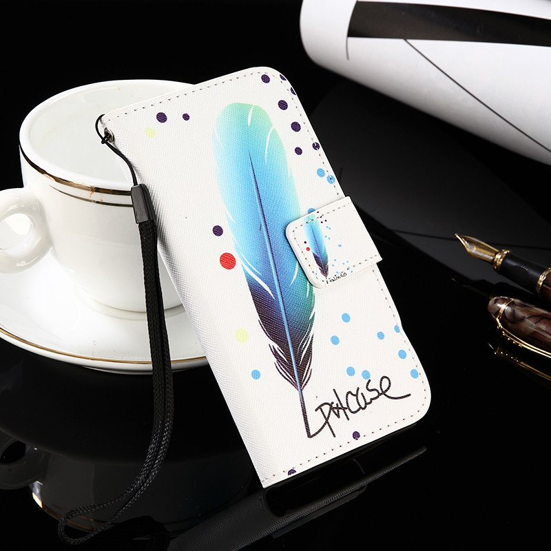 SZLHRSD Hot Sale! for Samsung Wide3 Case New Arrival Fashion Flip PU Leather for Vivo Z1 Protective Cover Case