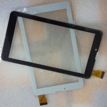 Tempered Glass film+7″inch Touchscreen for Supra M722G M723G M725G M727G Touch Screen Digitizer Panel Glass Sensor