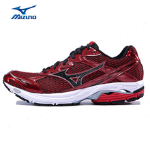 MIZUNO Sport Sneakers Men's Mesh Fitness Shoes WAVE LASER 2 AP+ DMX Midsole VS-1 Heel Cushioning Running Shoes J1GR-J1GL3 XYP231