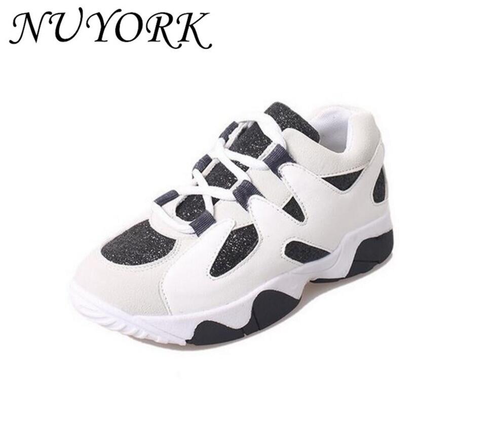 Новый список горячей продажи осенние Дышащие кроссовки женщина спортивная обувь 2866