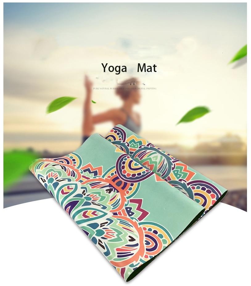 Esteiras da ioga