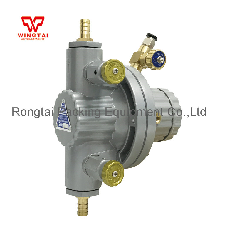 BML-5 Single Way Pneumatic Flexo Ink Pump Air-operated Diaphragm Pump ink and solvent circulation pneumatic one way diaphragm pump bml 5