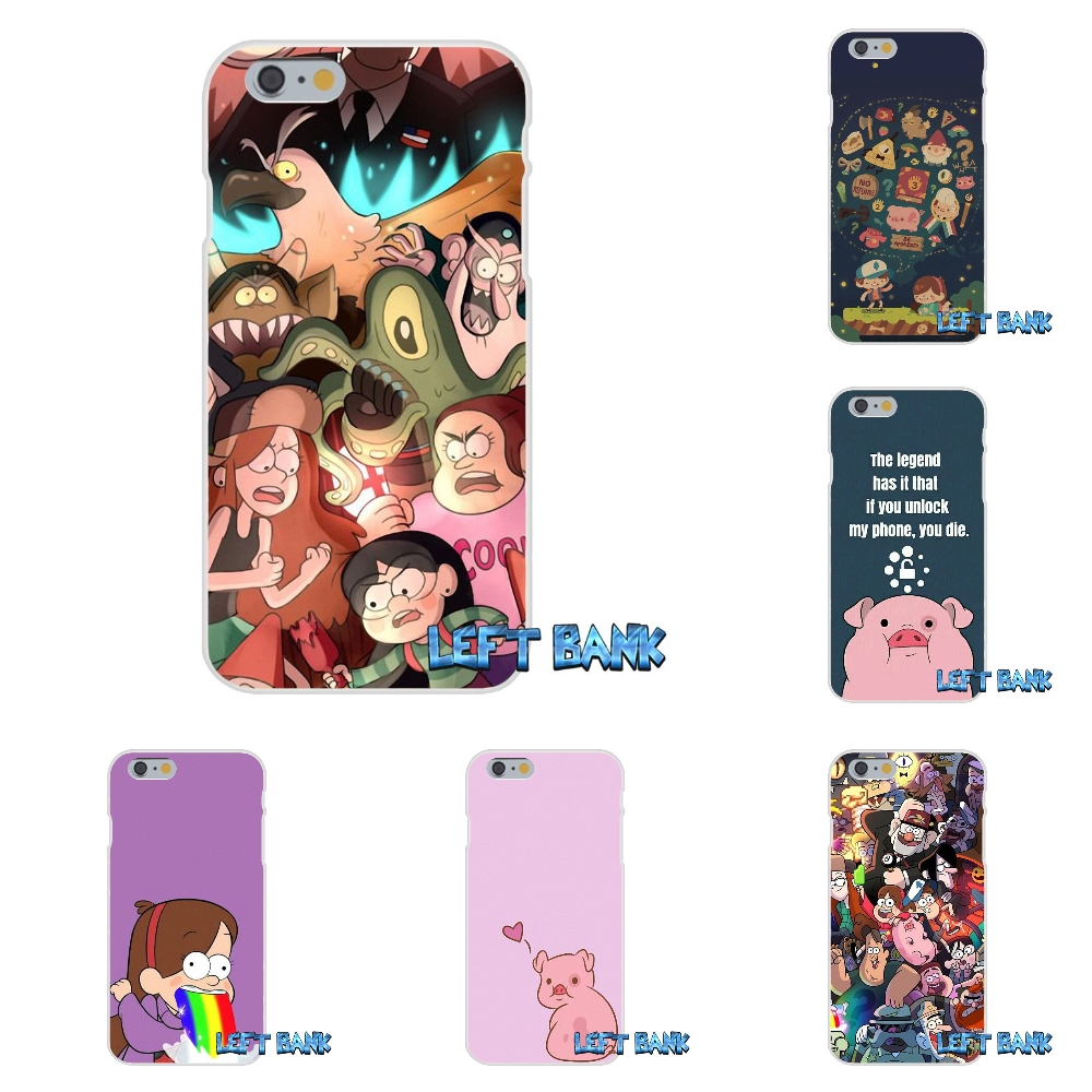 For Huawei G7 G8 P8 P9 Lite Honor 5X 5C 6X Mate 7 8 9 Y3 Y5 Y6 II Kawaii pato gravity falls wallpaper Silicon Soft Phone Case ...