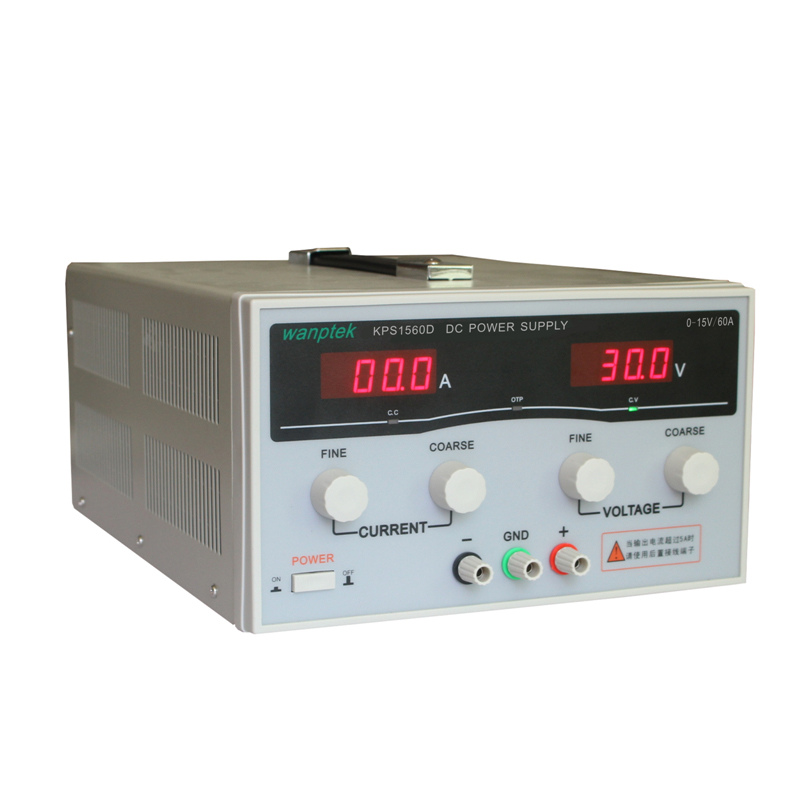 220V 15V/60A High quality Wanptek KPS1560D High precision Adjustable Display DC power supply High Power Switching power supply220V 15V/60A High quality Wanptek KPS1560D High precision Adjustable Display DC power supply High Power Switching power supply