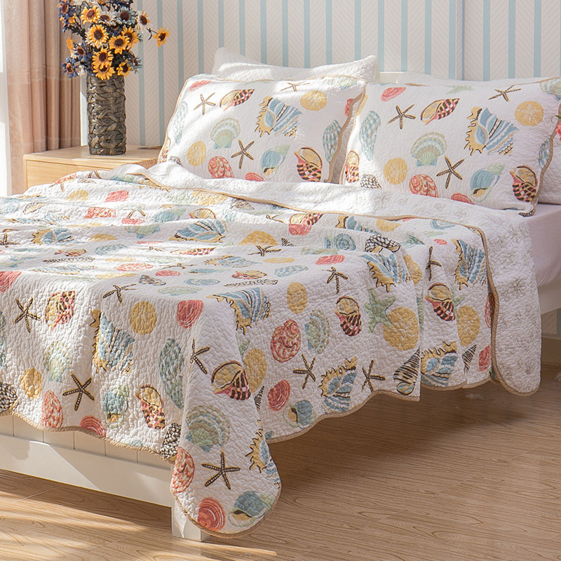 Popular Quilted Bedspreads King Size-Buy Cheap Quilted Bedspreads ...