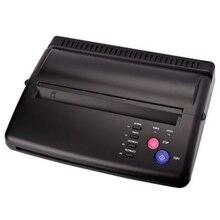 Kopie Schablone Maschine Tattoo Transfer Maschine Drucker Zeichnung Thermische Schablone Maker Kopierer für Tattoo Transfer Papier Versorgung