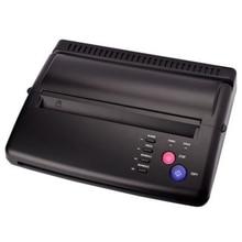 Máquina de plantilla de copia, máquina de transferencia para tatuaje, impresora de dibujo, plantilla térmica, copiadora para transferencia de tatuajes, suministro de papel