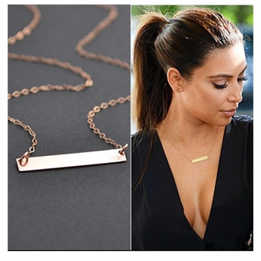 NK607 новинка, Панк мода, минималистичный кулон в виде двух листьев, ожерелья для ключиц для женщин, ювелирное изделие, подарок, кисточка, летняя пляжная цепочка, колье - Окраска металла: 729