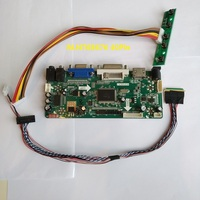 Kit For LP156WHB(TL)(A1) 15.6 Controller board 1366X768 LVDS 40pin DVI Audio LCD LED DIY 2019 Driver VGA HDMI Panel Screen