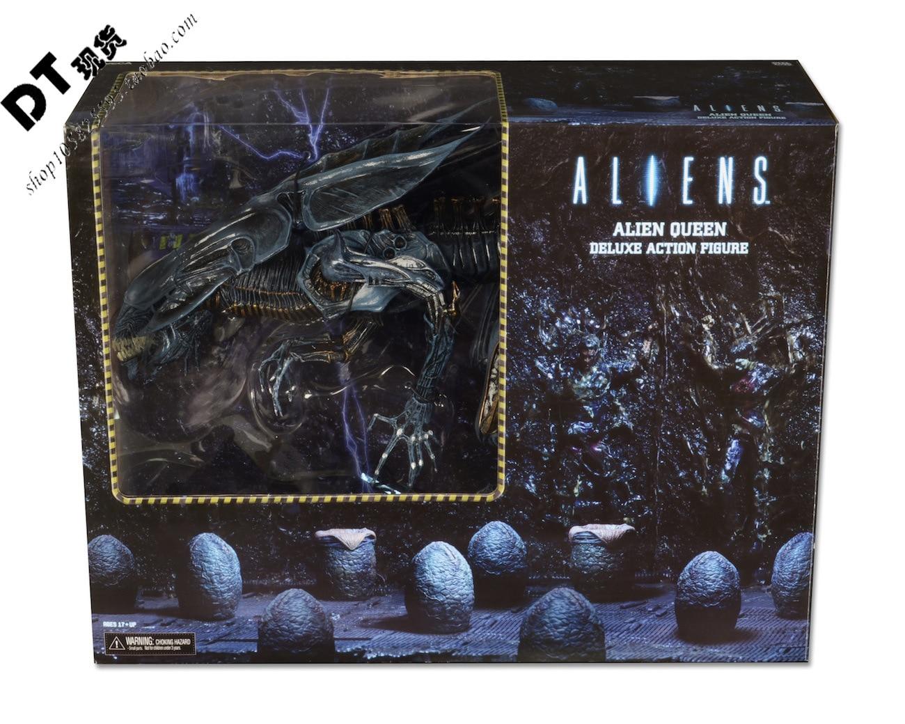 """NECA Alien królowa Deluxe figurka 16 """"38 cm w Figurki i postaci od Zabawki i hobby na  Grupa 3"""