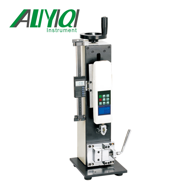 ASL-S 500N with digital scale Vertical (horizontal) dual test stand with digital force gauge test stand wooden caseASL-S 500N with digital scale Vertical (horizontal) dual test stand with digital force gauge test stand wooden case