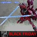 Синий 2016 Для Bandai Gundam Модель для Сборки MG 1/100 Металла светло-Голубой Saber Набора Может Исправить 1/6 Фигурку Бесплатная Доставка доставка