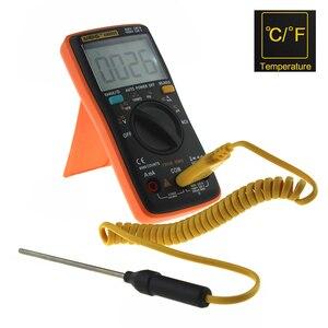 ANENG Portable LCD Digital Multimeter AC/DC Ammeter Voltmeter Ohm Meter Wire Pen AN8000 AN8001 AN8002 AN8004 AN8008 AN8009(China)