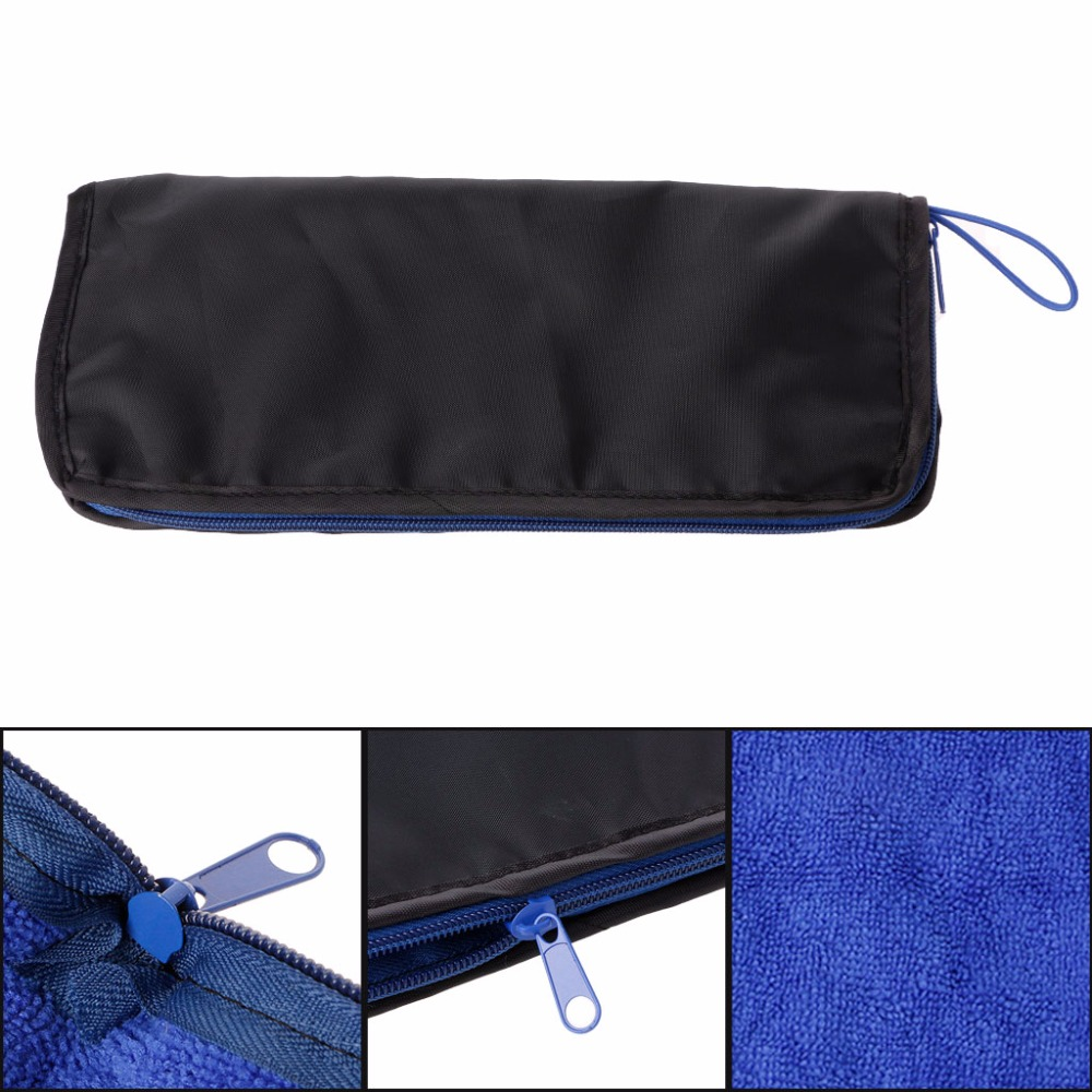 Portable Water Absorption Umbrella Cover Quality Oxford Cloth Household Storage Bag Organizer Black F20