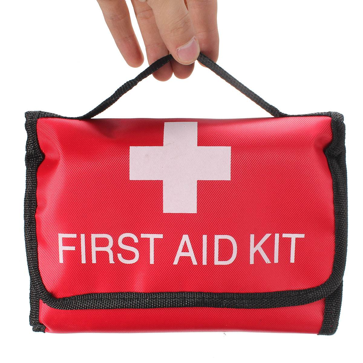 NEW 1set Outdoor Survival First Aid Kit Medical Bag Rescuing Equipment Camping Hiking Medical Emergency Treatment Packs first aid kit medical bag tactical first aid bag for travel camping hiking emergency survival outdoor sport bag multifunctional
