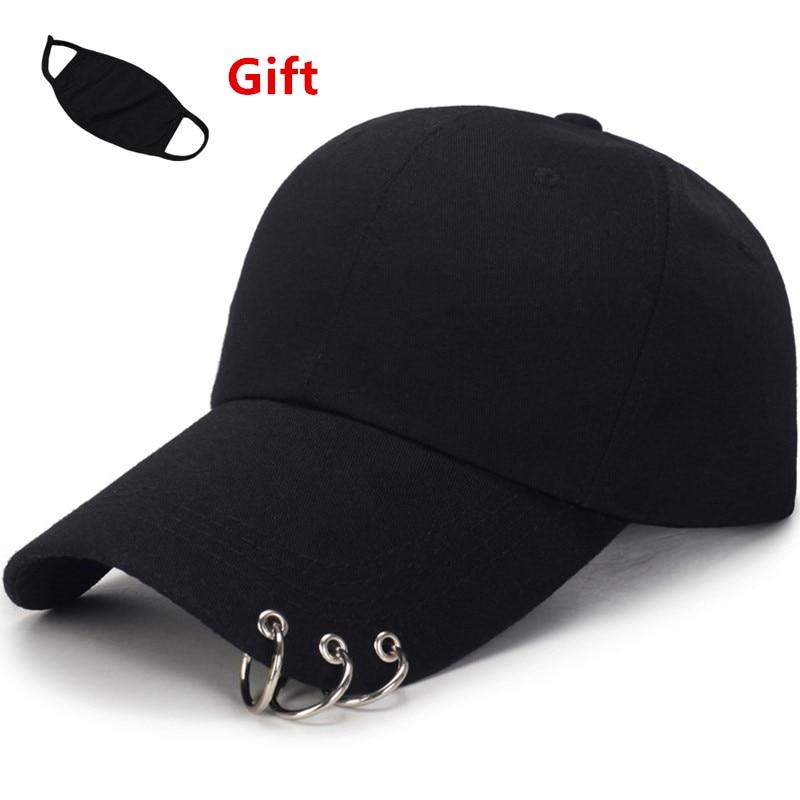 Mask as Gift Rapper Bboy Popper Locker dancer DJ Kpop three rings   baseball     cap   men women hip hop   cap   sun hat
