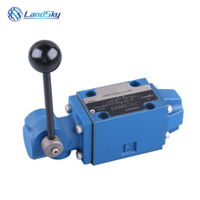 hydraulic directional control valve manual operation 2 spool 4WMM6E50