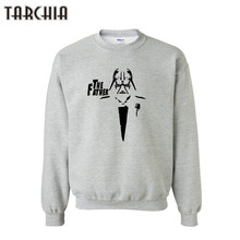 TARCHIA Men'S Hoodies THE FATHER 2017 New Designer Hoodies Men Fashion Brand Pullover Sportswear Sweatshirt Men'S Tracksuits