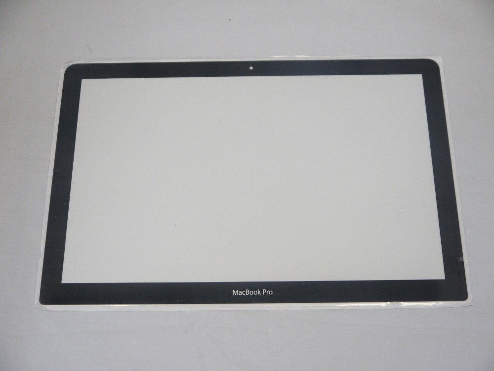 "2008 2009 2010 2011 2012 MacBook Pro 15/"" A1286 LCD DISPLAY GLASS PANEL COVER"