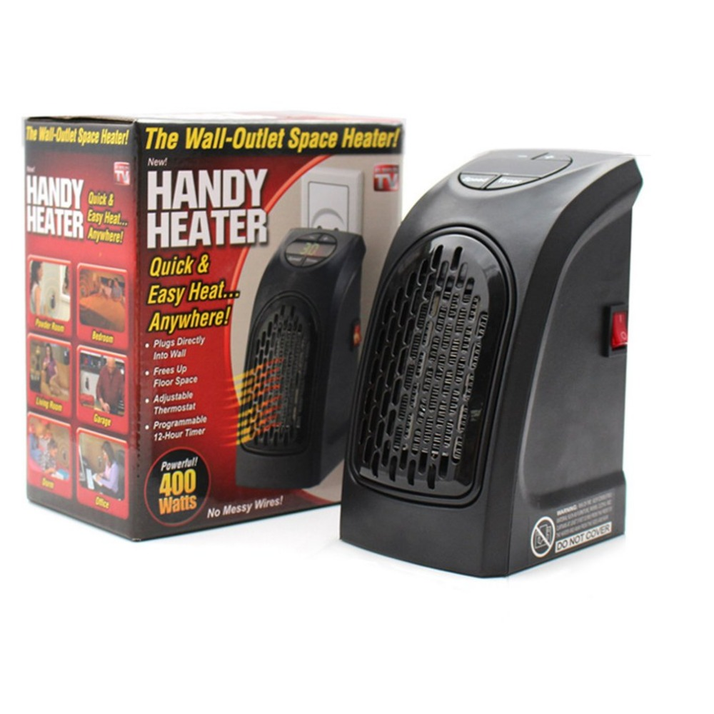 Household Portable Handy Space Heater Warmer Electric Wiring A Fan Air For