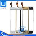 Для Samsung Galaxy Grand Prime VE SM-G531 SM-G531F G531 G531F Сенсорная Панель Стекла Digitizer Экран Черный Белый цвет Золота 1 Шт./лот