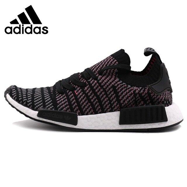a37c430fa0d0 Original New Arrival 2018 Adidas Originals NMD R1 STLT PK Men s  Skateboarding Shoes Sneakers