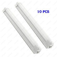 10Pcs 20W LED Integrated Light Tube 108leds T8 Lamp Bar 2FT/60cm SMD 2835 Wholesale Clear/Milky White cover