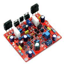 NJW0281/NJW0302 MJE15032/MJE15033 50W DC+/- 45V Class A Power Amplifier Board YJ00177