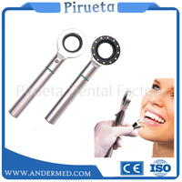 BASE LIGHT 3 in 1 Dental TRI Spectra LED Shade Matching Tooth Colorimetric 12 LED lights Teeth whitening guide for dentist